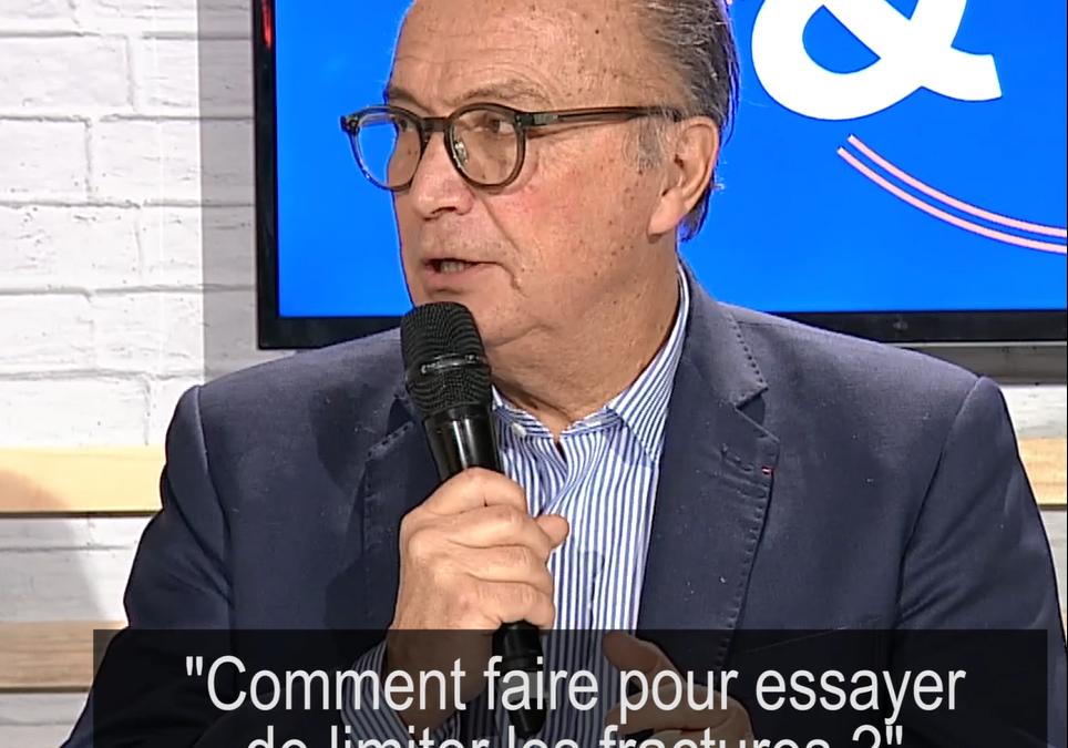 Comité grand lille - Jean-Pierre Letartre - #GrandLilleImpact